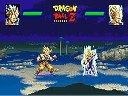 Dragon Ball Z Power Level Demo game