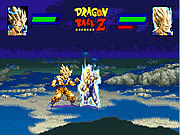 Dragon Ball Z Power Level Demo game