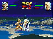 juego Dragon Ball Z Power Level Demo