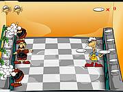 Kitchen War game
