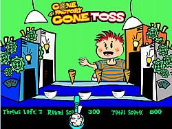 Cone Factory - Cone Toss game