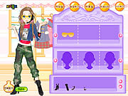 Play Love rock and roll dress up Game