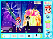 Dance Party game