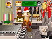 Mr.Meaty: Holiday Havoc game