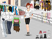 Play Casual fashion dressup Game