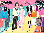 Play Dressup felix and orianna Game