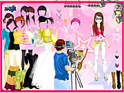 Permainan In Fashion Magazine World Dress Up