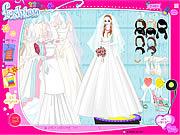 Play Fashion bride dressup Game