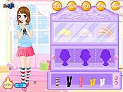 Girl's Rush Dressup game