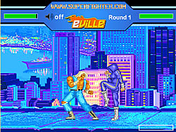 Super Fighter 2 game
