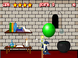 Bubble Panic game