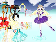 Ballerina Princess Maker game