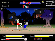 Muay Thai game