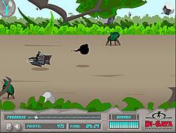 Di-Gata Defenders game