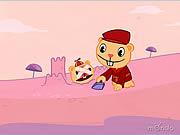 Watch free cartoon Happy Tree Friends - Water Way to Go