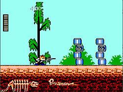 6Bit Pixel Force game