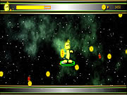 Blocky in Space game