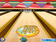 Play Bowling mania Game