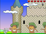 Castle Cat game