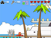 Play Castle cat 2 the miami invasion Game
