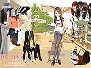 Play Campus girl fashion Game