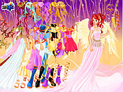 Fairy Princess Dressup game