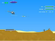 Desert Battle game