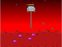 Alien Rescue game