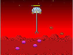 Alien Rescue game