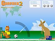 Garfield 2 لعبة