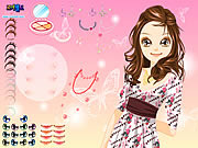 Girl Butterfly Make Up game