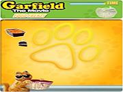 Garfield Food Frenzy game