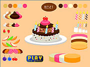 juego Dress The Cake