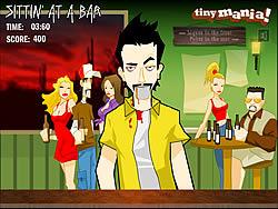 Sittin At A Bar game