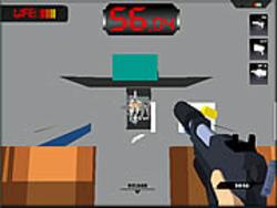 Hostility Time Bomb game
