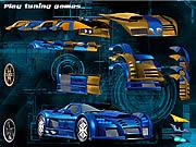 Play Blue demon car Game