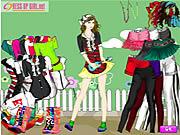 Permainan Artist Girl Dressup