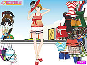 Play Forever fashion dressup Game
