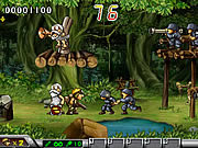 Metal Slug Rampage 4 game