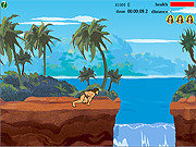 Tarzan and Jane - Jungle Jump game