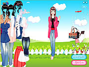 Get Your Favorite Jeans Dress Up game