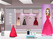 Bratz Flower Girl Dressup game