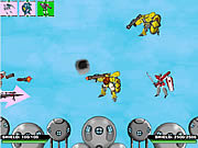 Robot War Strategy game