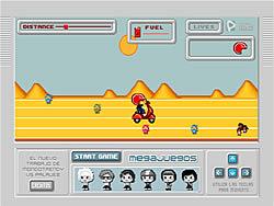 Mega Ryder game