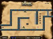 Sonic Maze Craze game