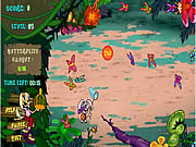 Play Brandys butterfly catch Game