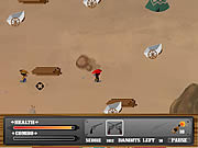 Jogar jogo grátis Gringo Bandido