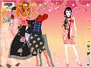 Funky Dresses Dress Up game