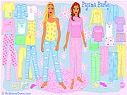Play Pajama party Game