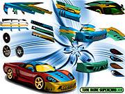 American Racer game